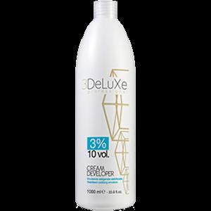 3DeLuXe Cream developer 3% 10vol. 1L
