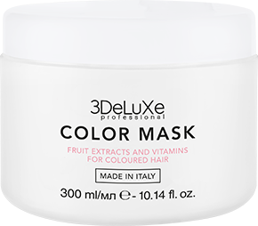 3DeLuXe Color Mask 300ml