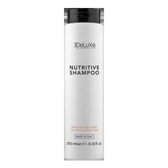 3DeLuXe Nutritive Shampoo 250ml