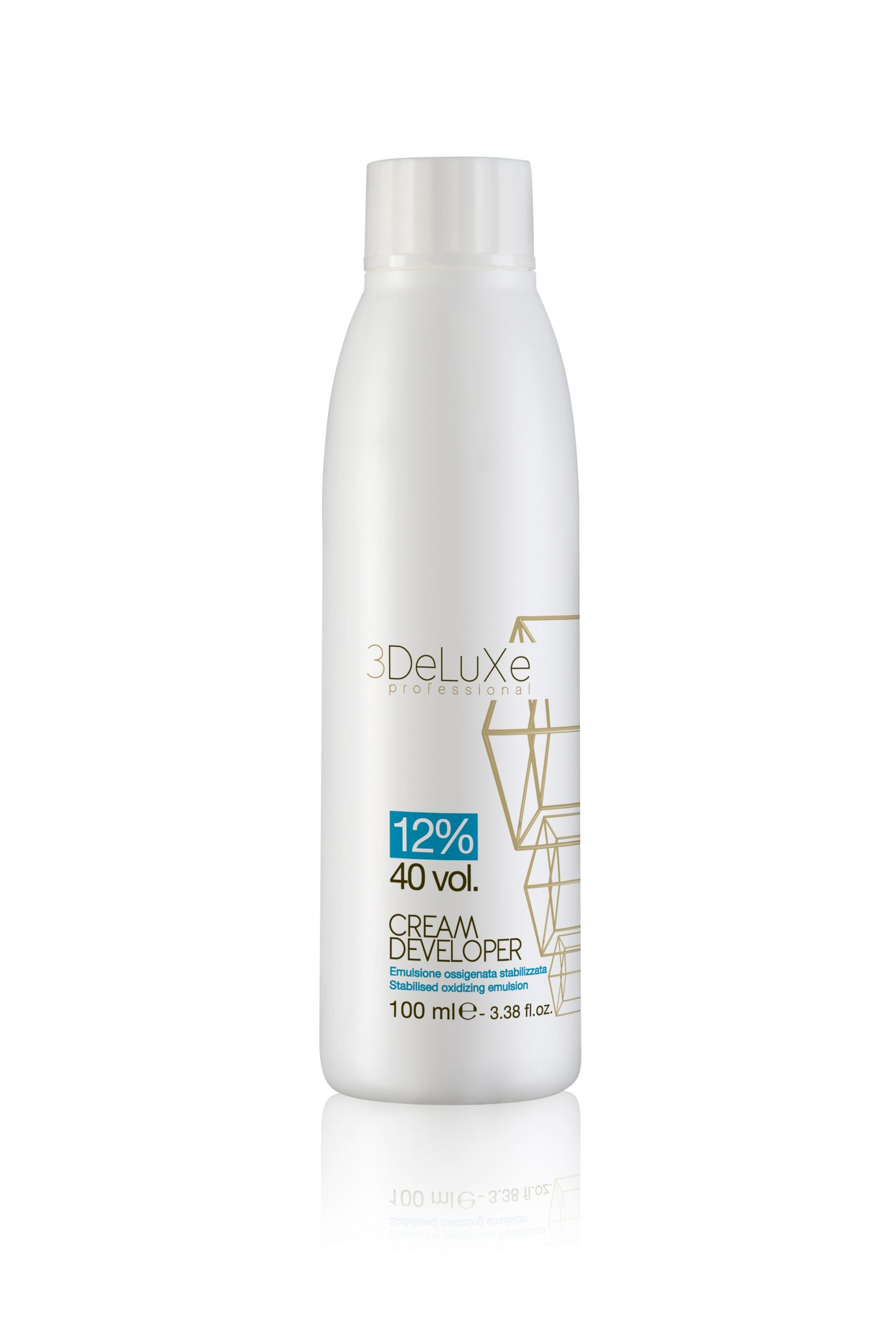 3DeLuXe Cream developer 12% 40vol – 100 ml