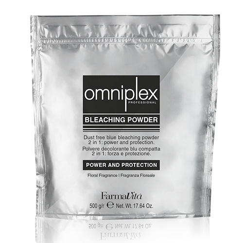 FarmaVita Omniplex Bleaching Powder Blue 500gr