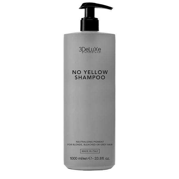 3DeLuXe No Yellow Shampoo 1000ml