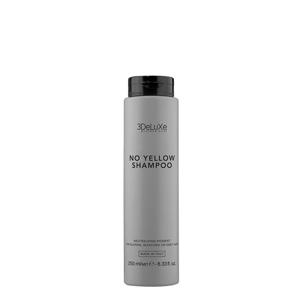 3DeLuXe No Yellow Shampoo 250ml