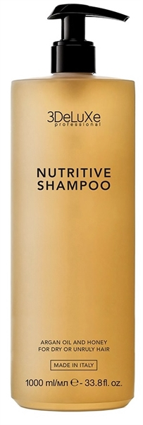 3DeLuXe Nutritive Shampoo 1000ml