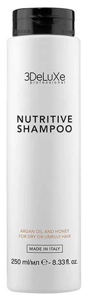 3DeLuXe Nutritive Shampoo 250ml